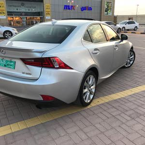 Used condition Lexus IS 2014 with 0 km mileage
