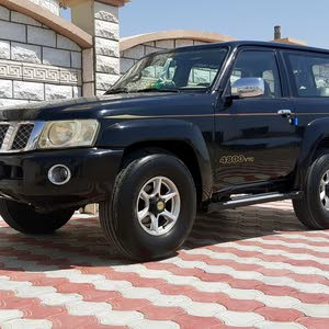Available for sale! +200,000 km mileage Nissan Patrol 2001
