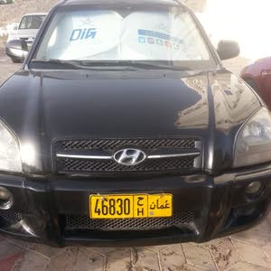 Hyundai Tucson car for sale 2006 in Muscat city