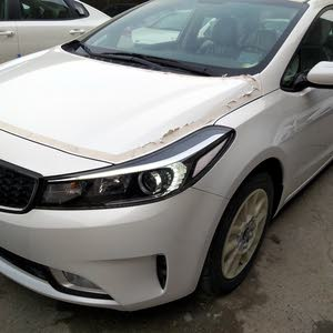 2018 New Cerato with Automatic transmission is available for sale