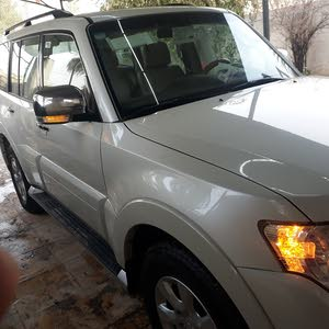 Mitsubishi Pajero 2015 For sale - White color