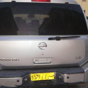 Gasoline Fuel/Power   Nissan Armada 2005