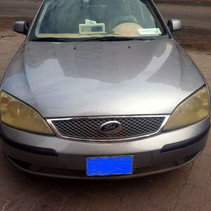 Ford Mondeo 2007 For sale - Silver color