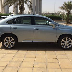 km Lexus RX 2010 for sale