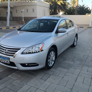 Nissan Sentra 2015 For sale - Silver color