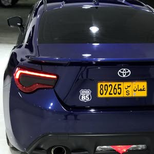 Gasoline Fuel/Power   Toyota GT86 2017