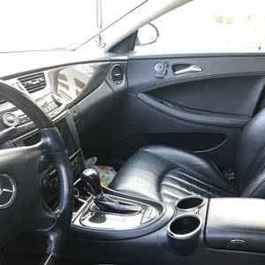 مرسيدس سي ال اس 500  موديل 2006