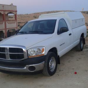 Gasoline Fuel/Power   Dodge Ram 2006