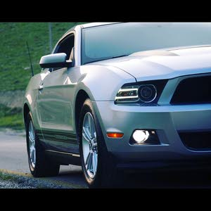 Ford Mustang 2012 For sale - Grey color