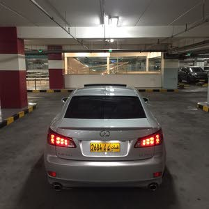 Lexus IS car for sale 2011 in Muscat city