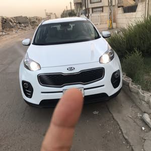 Kia Sportage 2017 for sale in Baghdad
