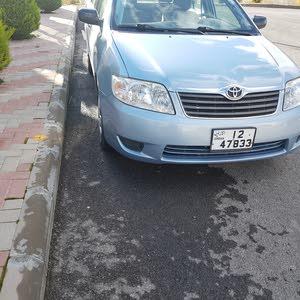 Toyota Corolla 2005 For sale - Blue color