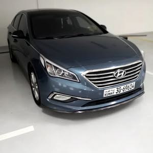 Hyundai Sonata car for sale 2015 in Kuwait City city