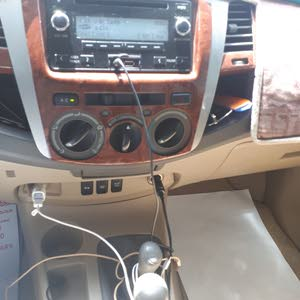For sale Toyota Fortuner car in Abu Dhabi