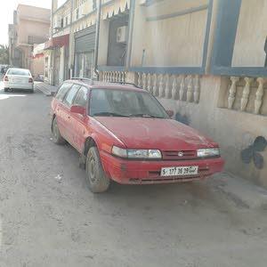 مازدا 626 بحاله جيده موديل1990
