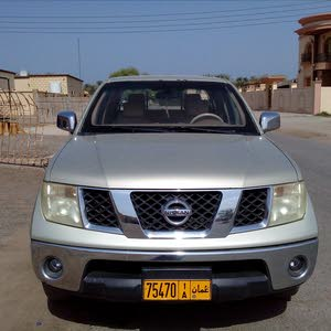 Nissan Navara car for sale 2008 in Sohar city