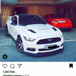 2015 Used Mustang with Manual transmission is available for sale