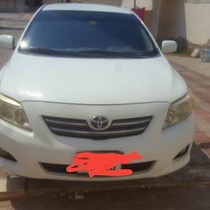 Toyota Corolla 2010 in Abu Dhabi - Used