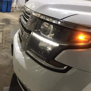 Automatic White Chevrolet 2015 for sale