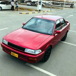 corolla 1990  full restored