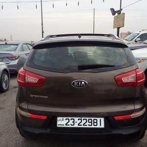 Gasoline Fuel/Power   Kia Sportage 2013