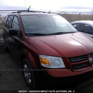 Automatic Dodge 2007 for sale - Used - Al-Khums city