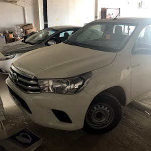 New condition Toyota Hilux 2016 with 0 km mileage