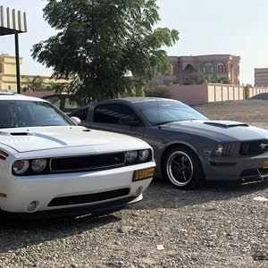 Ford Mustang car for sale 2007 in Suwaiq city