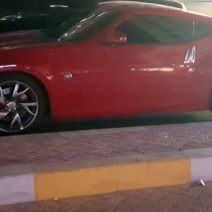 Used Nissan 370Z for sale in Abu Dhabi
