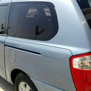 Gasoline Fuel/Power   Kia Carnival 2008