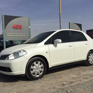 Nissan Tiida made in 2006 for sale