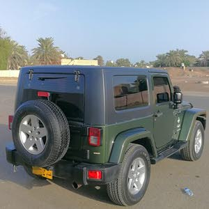 Used condition Jeep Wrangler 2009 with 40,000 - 49,999 km mileage
