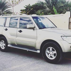 Mitsubishi Pajero 2009 For sale - Gold color