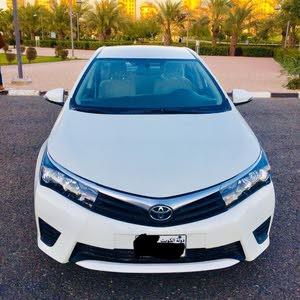 Toyota Corolla 2014 Xli كرولا