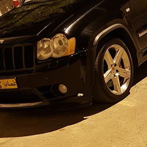 Black Jeep Cherokee 2009 for sale