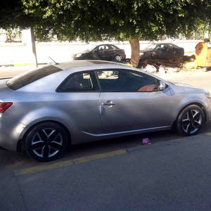 Kia Koup 2012 for sale in Tripoli