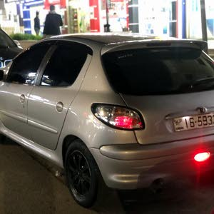 Used condition Peugeot 206 2001 with  km mileage