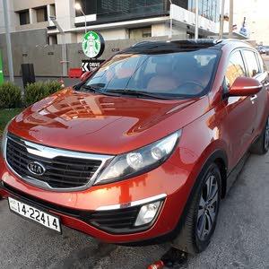 60,000 - 69,999 km Kia Sportage 2011 for sale