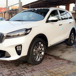 2019 Used Sorento with Automatic transmission is available for sale
