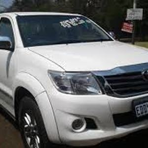Available for sale! 1 - 9,999 km mileage Toyota Hilux 2011