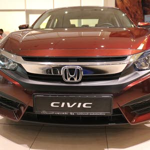New 2018 Civic