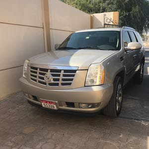Used Cadillac Escalade for sale in Abu Dhabi