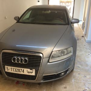 Grey Audi A6 2008 for sale