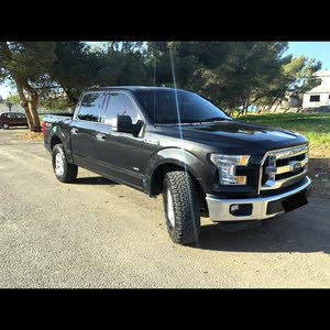 FORD F150 XLT ecoboost twin turbo 2015
