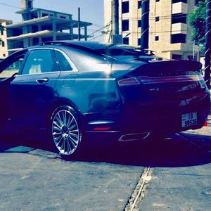 For sale 2014 Grey MKZ