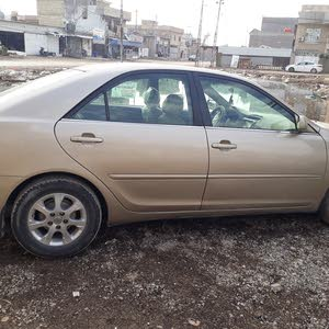 Toyota Camry 2005 For sale - Gold color