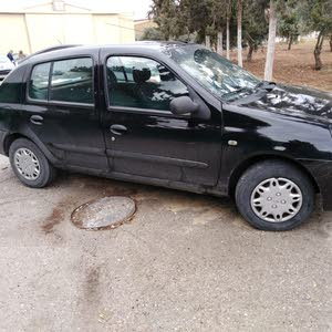 Renault Clio car for sale 2006 in Amman city
