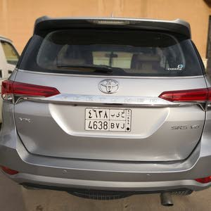 Used condition Toyota Fortuner 2017 with 70,000 - 79,999 km mileage