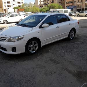 toyota corolla  2013 good condition