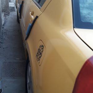 شيري 2011  لون اصفر بغداد